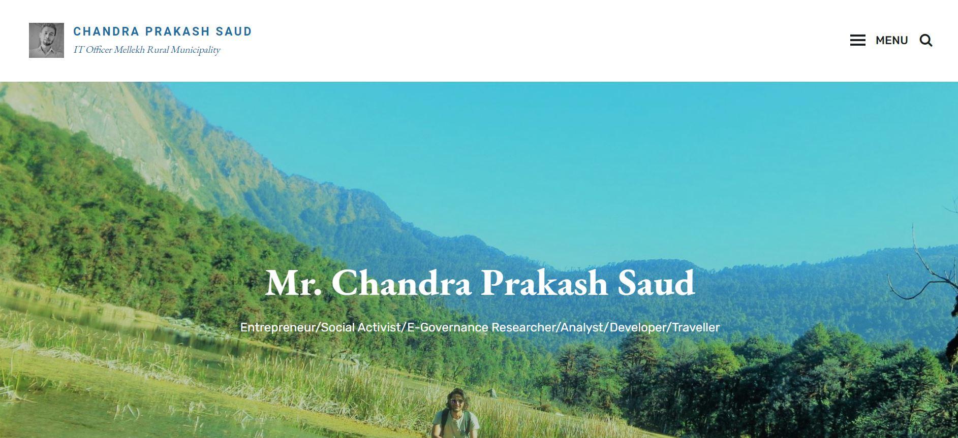 Chandra Prakash Saud | Far West Infotech & Research Center