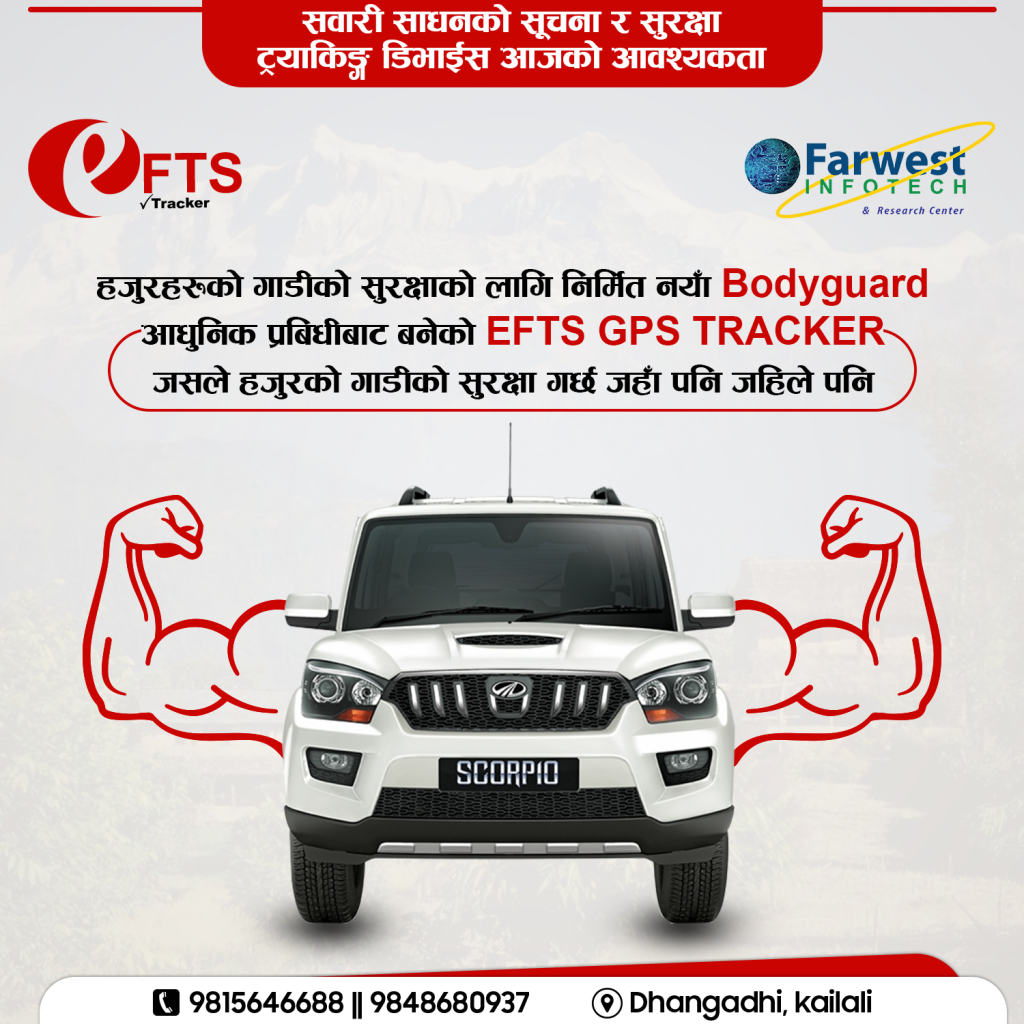 GPS Tracking System 3